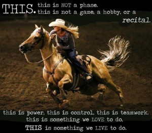 Country sayings/ clothes / for all the barrel racers, pole benders ...