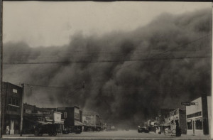 ... photo by historic adobe museum titles the dust bowl the dust bowl 2012