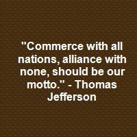 Thomas Jefferson ----- WHAT HAPPENED?? -- Electing idiots ...