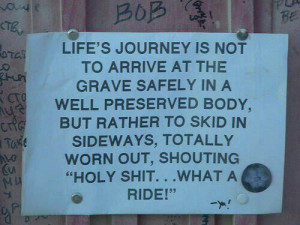 Quotes & Sayings: Life's Journey...