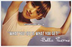bella thorne quotes | bella thorne quotes my edits thorne quotes shake ...