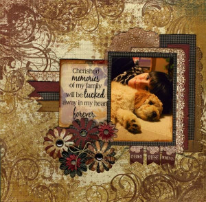 Blog Quick Quotes: Cherished Memories with Lynn Love this quote!!