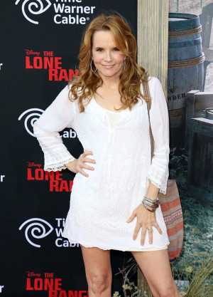 Lea Thompson Dancing With Stars