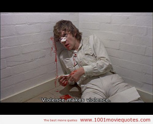Clockwork Orange (1971) - movie quote