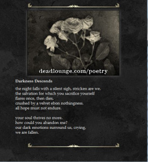 Similar Galleries: Gothic Love Poems For Her , Gothic Love Quotes ,