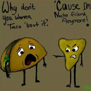 Tuesday humor!Cheesy Jokes, Laugh, Mr. Tacos, Funny Humor, Food Humor ...