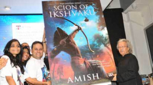 Amish Tripathi's latest book Scion Of Ikshvaku launched Father's ...