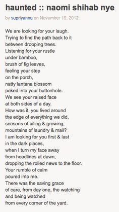 Naomi Shihab Nye | Poetry Everywhere | PBS