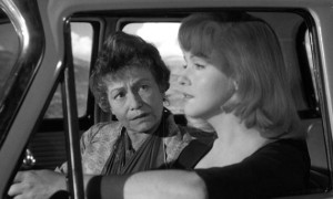 Thelma Ritter and Marilyn Monroe in John Huston's