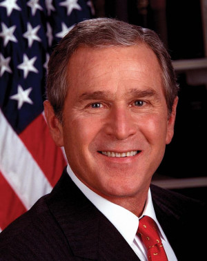 FORMER PRESIDENT GEORGE W. BUSH NAMED THE FIRST TEE HONORARY CHAIR