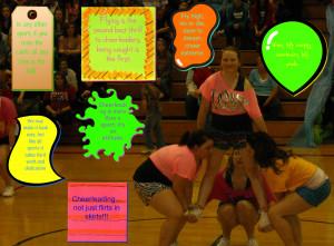 Cheerleading Quotes HD Wallpaper 2