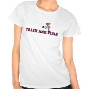 Track And Field Shirts And