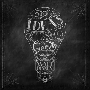 disney, disney quotes, idea, ideas, quotes, walt disney