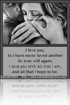Serious love quotes