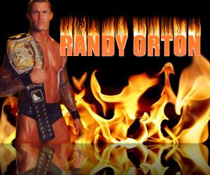 Randy Orton RANDY ORTON