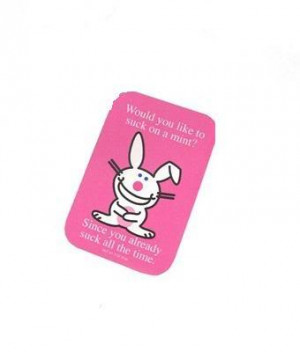 Funny Bunny Sayings
