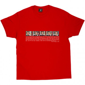Kevin Keegan I'd Love It Quote Red Men's T-Shirt. Celebrating the ...