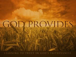 God Satisfies The Heart of his Children