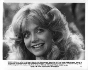 Still of Goldie Hawn in Seems Like Old Times (1980)