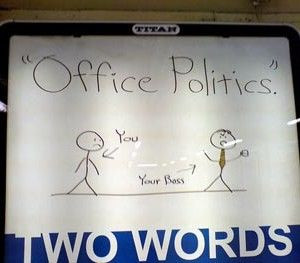Funny Quotes about Office Politics