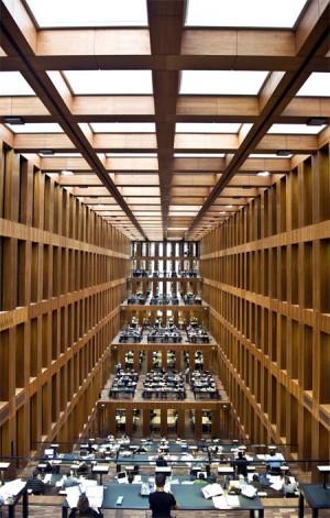 Humboldt Universität zu Berlin Bibliothek