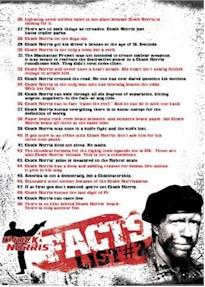 Chuck Norris - Facts 26-50 ( C )