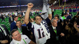 Tom Brady after winning Super Bowl XLIV: 'I'm very blessed'