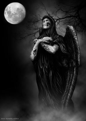 Angel of Death by Oblivion-design