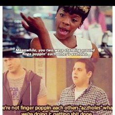 21 jump street my favorite quote from this movie lol more 21 jumping ...