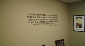 Office Signs & Wall Murals for Upper Cervical Chiropractic of Georgia ...