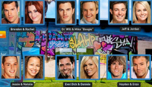 Big Brother 13: House Guest & Twist Reveal Day