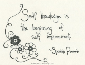 self knowledge, why is self knowledge important, why do i need to know ...