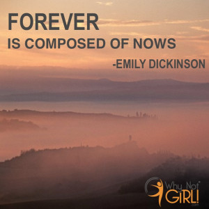 Weekly Motivation: Emily Dickinson on Saying Why Not!