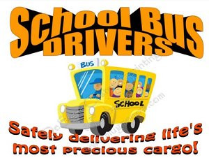 ... substitute school bus drivers for the centralia and chehalis school