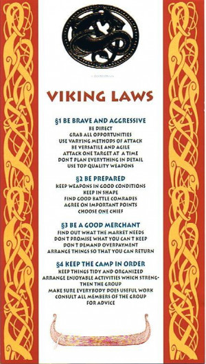 the vikings and the law holmgang a duel ting viking court of law law ...