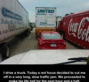 Funny Truck Driver Jokes