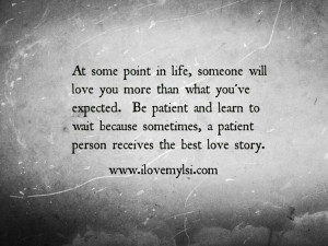 Patience is a virtue... Memories Tablet, Patient, Hopeless Romantic ...