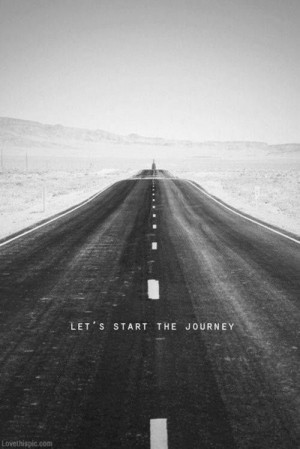 time to start a new journey #livelife