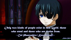 Only two kinds of people exist in this world, those who steal and ...