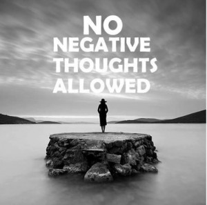 How often do you find yourself thinking negative thoughts? Do you ...