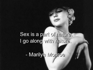 marilyn monroe quotes and sayings | Added: February 7, 2013 | Image ...
