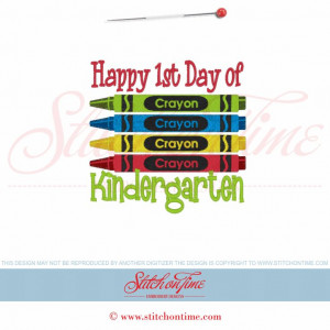First Day of Preschool Quotes http://stitchontime.com/osc/product_info ...