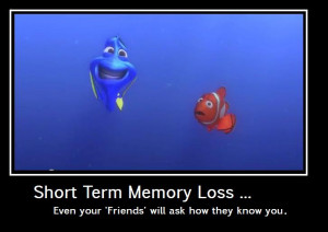 Short Term Memory Loss by silence-forever