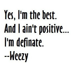 Lil Wayne Clean Quotes