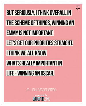Ellen Degeneres Quotes: 10 Hilarious Reasons She Will Rule The Oscars