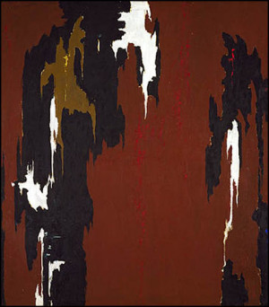 Archive for the 'Clyfford Still' Category
