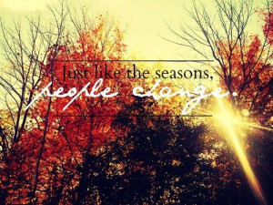 autumn, fall, leaves, quotes Fall Leaves, Autumn Pictures, Autumn ...