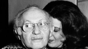 Lee Strasberg mit seiner Frau Anna(Bildrechte: dpa)