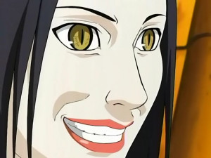 Naruto Personnages Orochimaru