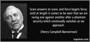 More Henry Campbell-Bannerman Quotes